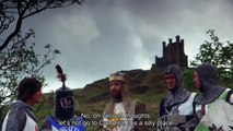 """""""On second thought"""" - Monty Python and the Holy Grail"""