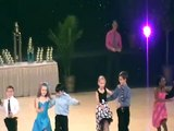 Ballroom Dancing Kids Swing Dance Group JPPSS Challenge Competition 1st Place Grand Champions