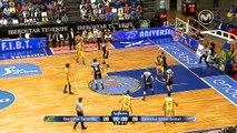 RESUMEN Iberostar Tenerife se reivindica ante el Dominion Bilbao Basket