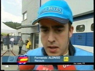 F1 2003 GP06 - AUSTRIA Spielberg - 1st Qualifying