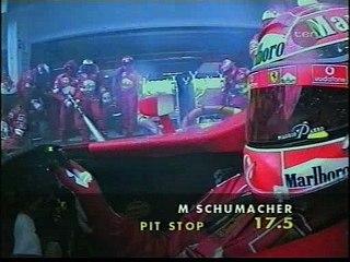 F1 2003 GP06 - AUSTRIA Spielberg - Race