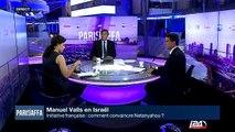 Manuel Valls en Israël: l'Entretien - 22/05/2016
