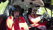 Championnat de France des Rallyes - Rallye Antibes Côte d'Azur - Etape 2 : David Salanon a tenu bon !