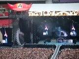 "AC DC  Black Ice Tour ""Hells Bells"" Wembley Stadium 26 Jun 09"
