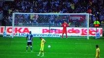 Gol de Penal Rayados de Monterrey, Semifinal Vuelta Clausura 2016 Minuto 86 4-2