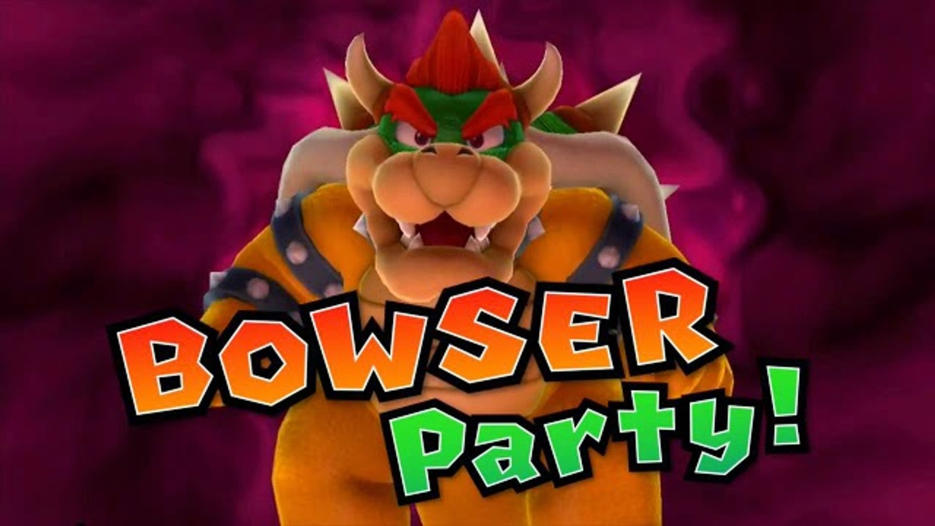 Mario Party 10 Wii U Bowser O Rei Do Tabuleiro
