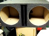 Kicker L7 15's off a zx2500 1 Demos and Hairtricks pt  1 - video