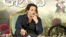 Johnny Depp Interview The Mad Hatter Alice Through The Looking Glass