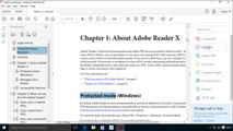 How to modify text in a PDF with Adobe Reader