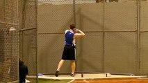 Timmy Brennan- 46' Opener @ PHS Development Meet 12/19/2011