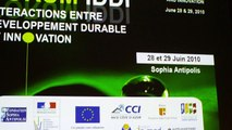 ISDI-Forum Innovation Cleantech Sophia Antipolis