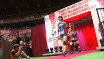 160522 ニュース バレーボール全日本女子