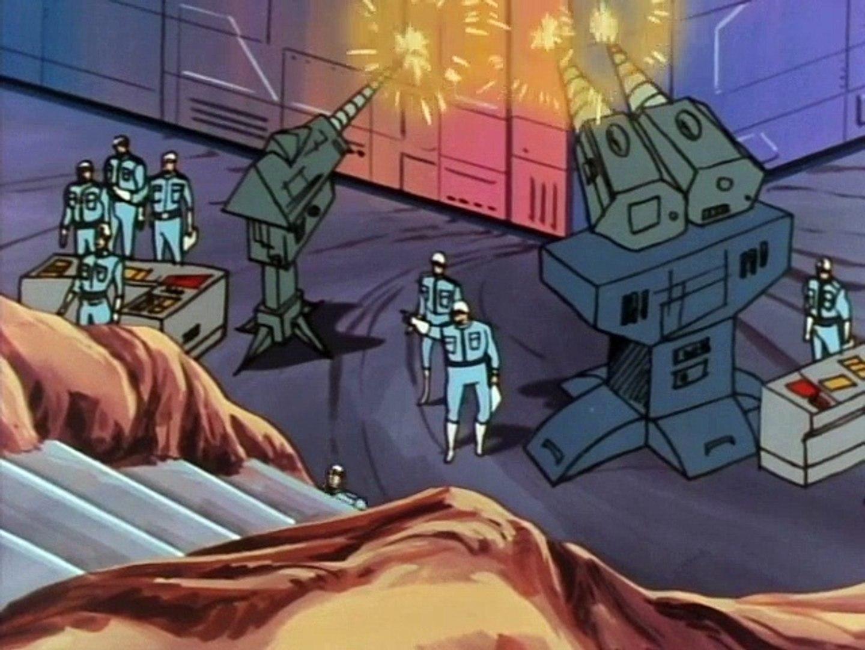 Baldios il guerriero dello spazio episodio 11: i fuggitivi video