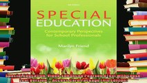 best book  Special Education VideoEnhanced Pearson eText with LooseLeaf Version  Access Card