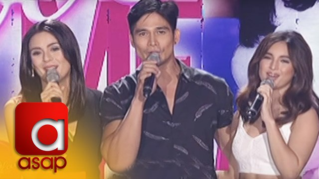 ASAP: Love Me Tomorrow cast on ASAP stage