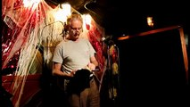 """""""Open Mic Gypsy"""" Phil Gruber for Rimes of The Ancient Mariner October 28, 2015"""