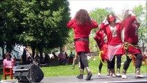 L'Iran et le Japon initie le public à leurs danses aux Jardins Gamelin
