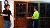Self Defense Muay Thai Hand To Hand Combat  - Naret Sunthonchai
