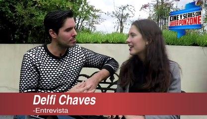 """A solas con Delfi Chaves por """"La Casa del Mar"""", 2da temporada"""
