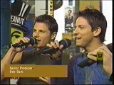 98 Degrees TRL My Everything accapella