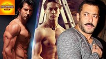 Salman Khan INSECURE Of Hrithik Roshan, Tiger Shroff   Bollywood Asia