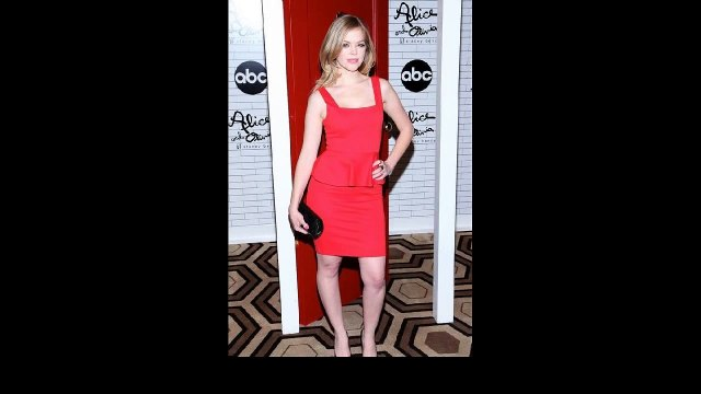 Dreama Walker The screening of ABC TV series Don t Trust the B---- in Apartment 23
