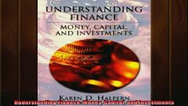 READ book  Understanding Finance Money Capital and Investments  FREE BOOOK ONLINE