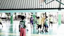 BSAV 15 - Kids Division - Basketball League - Yellow vs Green - by STUDIO 25