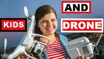 KIDS AND DRONE PLANES NOW A DAYS 2016