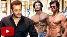 Salman Khan INSECURED Of Hrithik Roshan, Tiger Shroff?