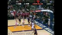 LeBron James Full Highlights 2009/01/23 at Warriors - 32 Pts, 9 Rebs, 8 Assists, Game Winner
