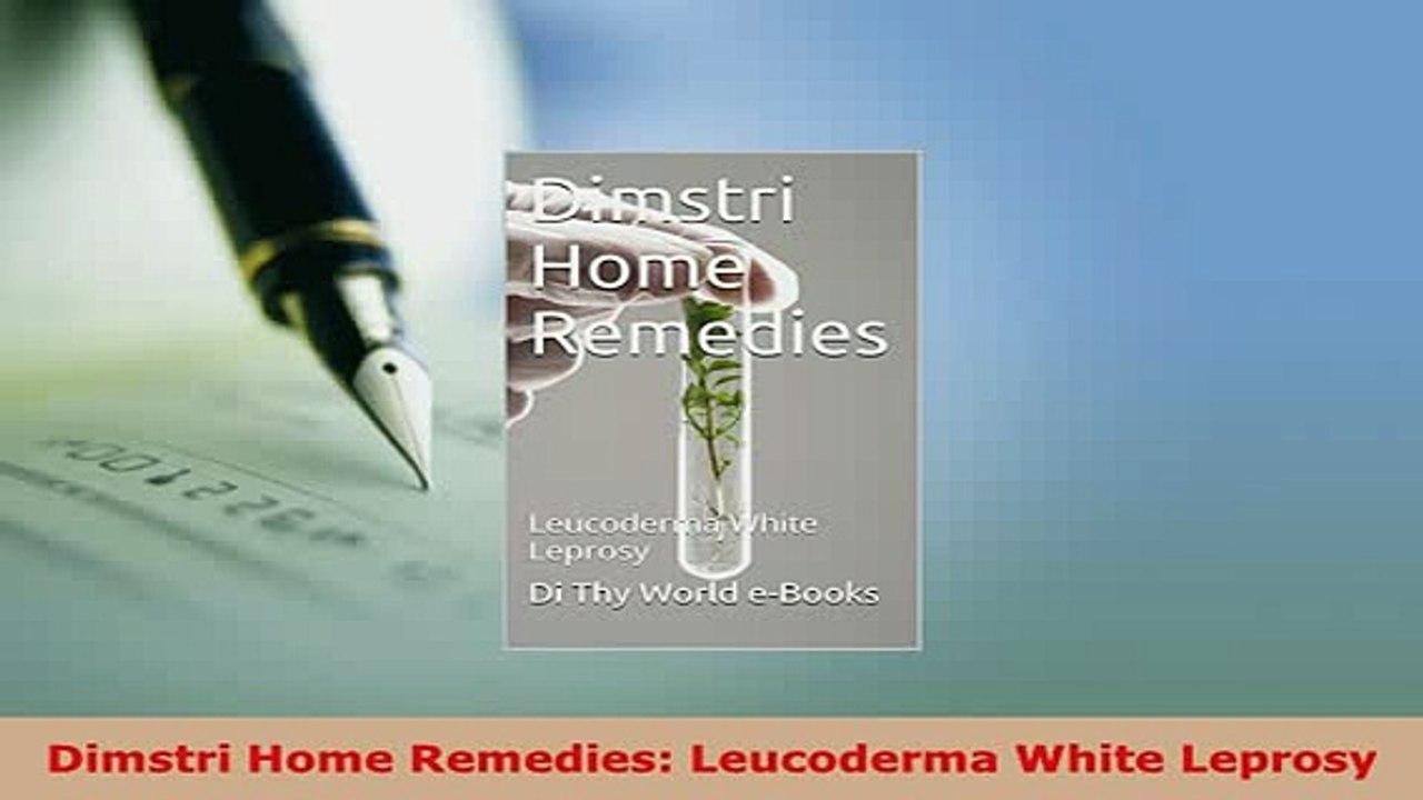 Remedy For Leucoderma