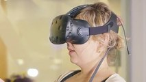 Telegraph VR newbies try out HTC Vive