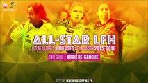All star LFH 2015-2016 - Nominées Arrière Gauche