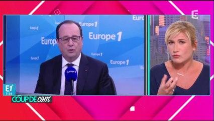 """Le """"ça va mieux"""" de François Hollande"""