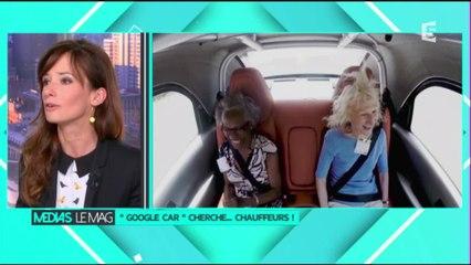 """"""" Google Car """" cherche... chauffeurs !"""