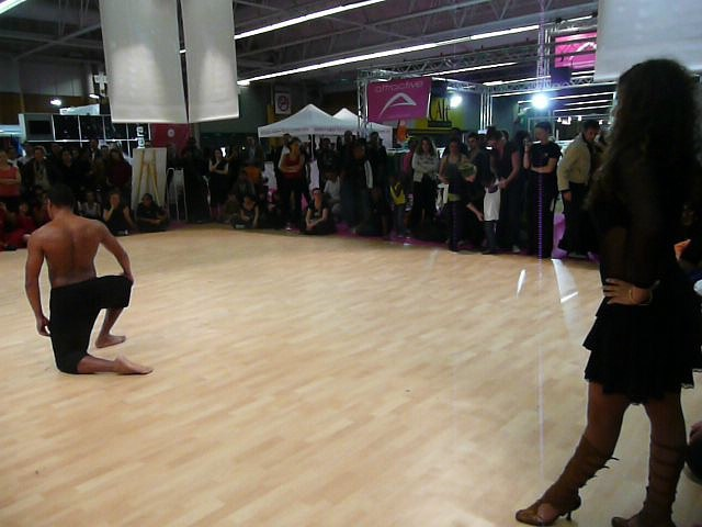 2009 - form'expo - show mix salsa afro classique by vaini & Occo Style 2