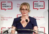 His freedom speak protects freedom call bigot J K Rowling defends Donald Trump s right offensive....