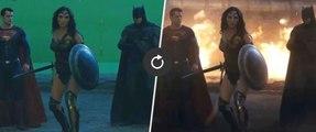 Batman v Superman : avant et après les effets spéciaux