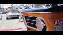 #BMW Sam Smith with Alpina 2002ti Vintage & Heritage Events 01 10 2014
