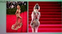Girl Creates & Wears Copy of Beyonce's 2015 Met Gala Dress To Her Prom
