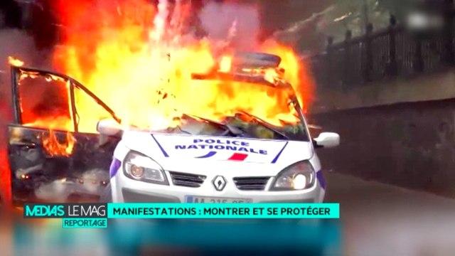 Manifestations : montrer et se protéger