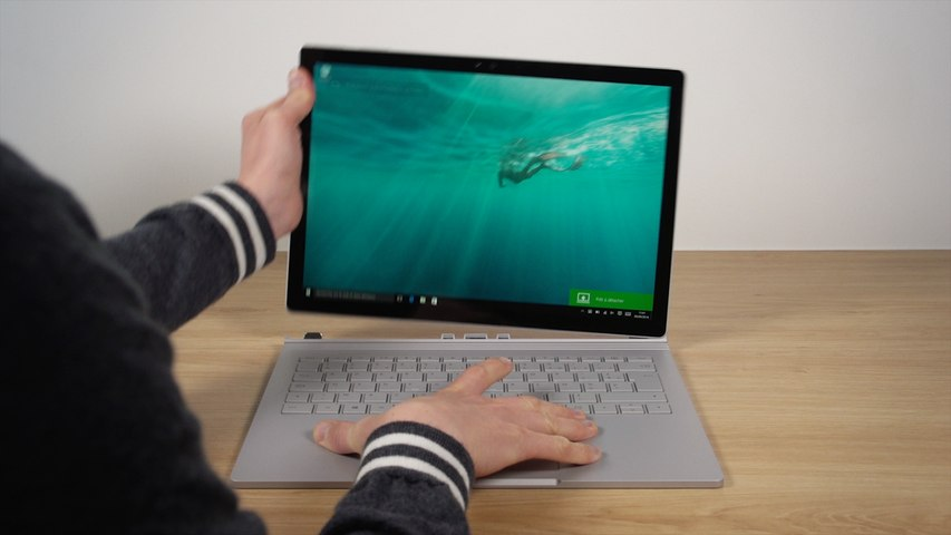 Surface Book - L'ordinateur selon Microsoft