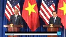 Vietnam : les États-Unis lèvent l'embargo sur les ventes d'armes pour contrer la Chine