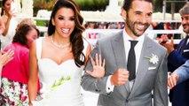 Eva Longoria mariée à Jose Antonio Baston, les premières photos dévoilées! (vidéo)