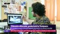 Chiuveta viitorului, inventată de un student din Timișoara, la un concurs din Germania cu 3.000 de studenţi la design din toată lumea. Chiuveta românească a convins juriul - elimină impurităţile, monitorizează consumul.