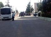 Mardin'deki HDP Mitinginde Olaylar Çıktı! Demirtaş ve Yüksekdağ Mahsur Kaldı