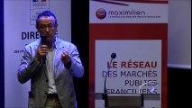 Pitch de SIGNALERT lors de la 4ème rencontre Openmap Numériques le 12 mai 2016
