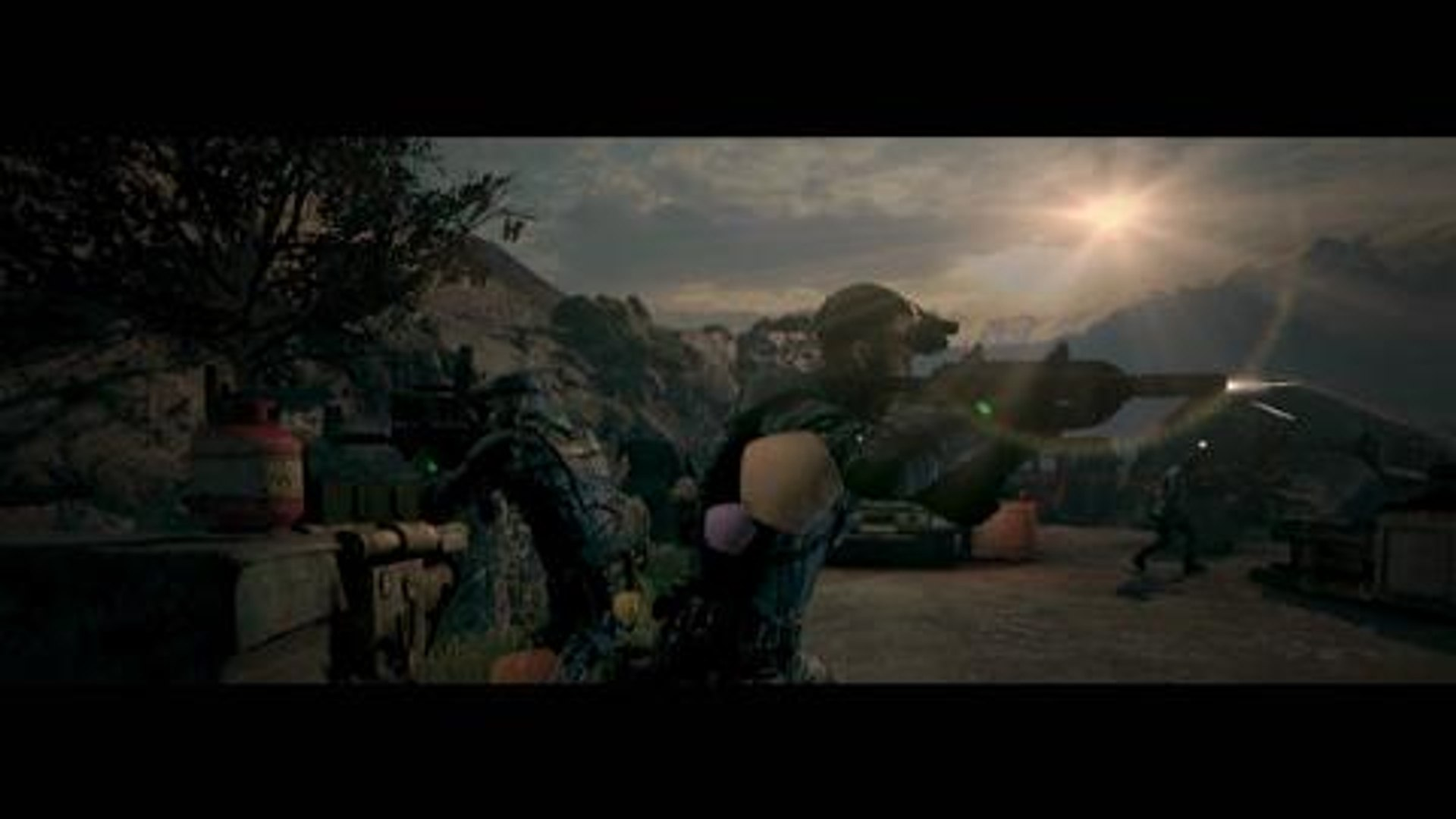 Splinter Cell: Blacklist - Tráiler