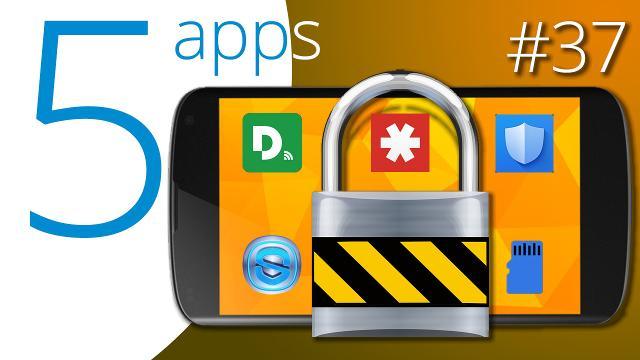 Las 5 mejores apps de seguridad
